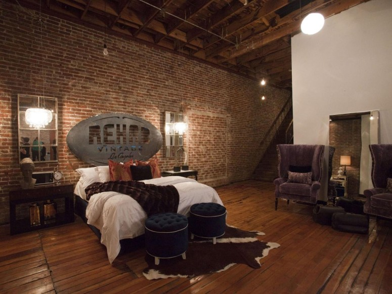 creative-exposed-brick-wall-ideas-in-bedroom